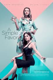"Hudson Companies and Hudson Private, LP are Proud to Partner with Lionsgate Film Studios to Produce the Thriller ""A Simple Favor"""