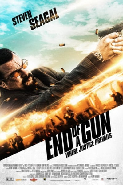 end of a gun where justice revails, Studio Films Funding Archive, Hudson Companies